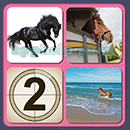 4 Pics 1 Song (Game Circus): Group 84 Level 5 Answer