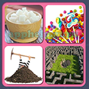 4 Pics 1 Song (Game Circus): Group 86 Level 10 Answer