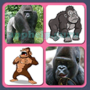 4 Pics 1 Song (Game Circus): Group 86 Level 14 Answer