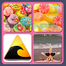 4 Pics 1 Song (Game Circus): Group 86 Level 15 Answer