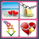 4 Pics 1 Song (Game Circus): Group 86 Level 3 Answer
