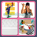 4 Pics 1 Song (Game Circus): Group 86 Level 7 Answer