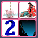 4 Pics 1 Song (Game Circus): Group 87 Level 8 Answer