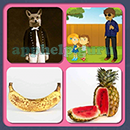 4 Pics 1 Song (Game Circus): Group 88 Level 13 Answer