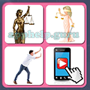 4 Pics 1 Song (Game Circus): Group 88 Level 3 Answer