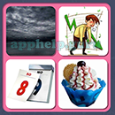 4 Pics 1 Song (Game Circus): Group 89 Level 12 Answer