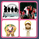 4 Pics 1 Song (Game Circus): Group 93 Level 10 Answer