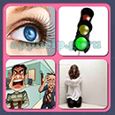 4 Pics 1 Song (Game Circus): Group 93 Level 12 Answer