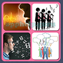 4 Pics 1 Song (Game Circus): Group 95 Level 11 Answer