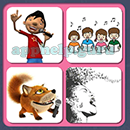 4 Pics 1 Song (Game Circus): Group 95 Level 12 Answer