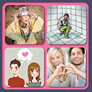 4 Pics 1 Song (Game Circus): Group 99 Level 3 Answer