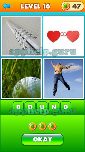 4 Pics 1 Word 2 16