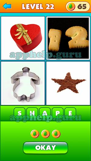 4 Pics 1 Word 2 22