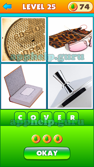 4 Pics 1 Word 2 25