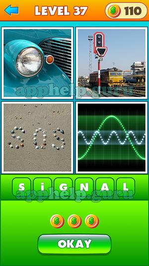 4 Pics 1 Word 2 37