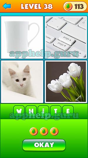 4 Pics 1 Word 2 38