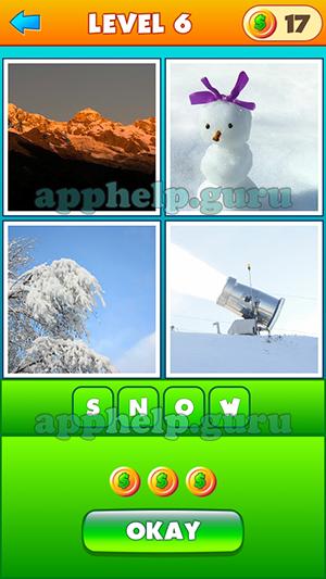 4 Pics 1 Word 2 6