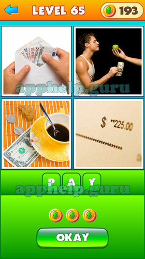 4 Pics 1 Word 2 65