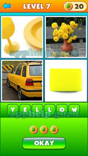 4 Pics 1 Word 2 7