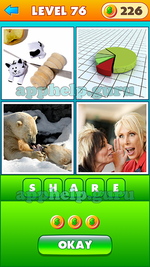 4 Pics 1 Word 2 76