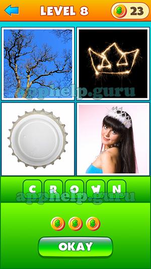 4 Pics 1 Word 2 8