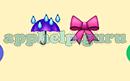 Emoji Combos: Emojis Raining, Bow Answer
