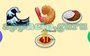 Emoji Combos: Emojis Wave, Shrimp, Food Plate, Spaghetti Answer