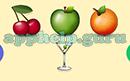 Emoji Combos: Emojis Cherry, Apple, Orange, Cocktail Answer