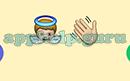 Emoji Combos: Emojis Angel, Wave Answer
