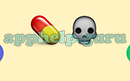 Emoji Combos: Emojis Pill, Skull Answer