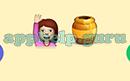 Emoji Combos: Emojis Hi, Honey Answer