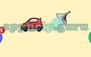 Emoji Combos: Emojis Car, Shower Answer