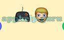 Emoji Combos: Emojis Game Console, Boy Answer