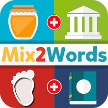 Mix 2 Words