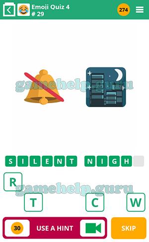 100 Pics Quiz Emoji Quiz 4 Level 29 Answer Game Help Guru