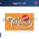 Quiz Juego de Logotipos: Indonesia Logo 21 Respuesta