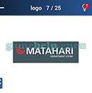 Quiz Juego de Logotipos: Indonesia Logo 7 Respuesta