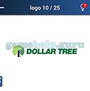 Quiz Logo Game: USA 5 Logo 10 Answer