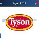 Quiz Logo Game: USA 5 Logo 18 Answer
