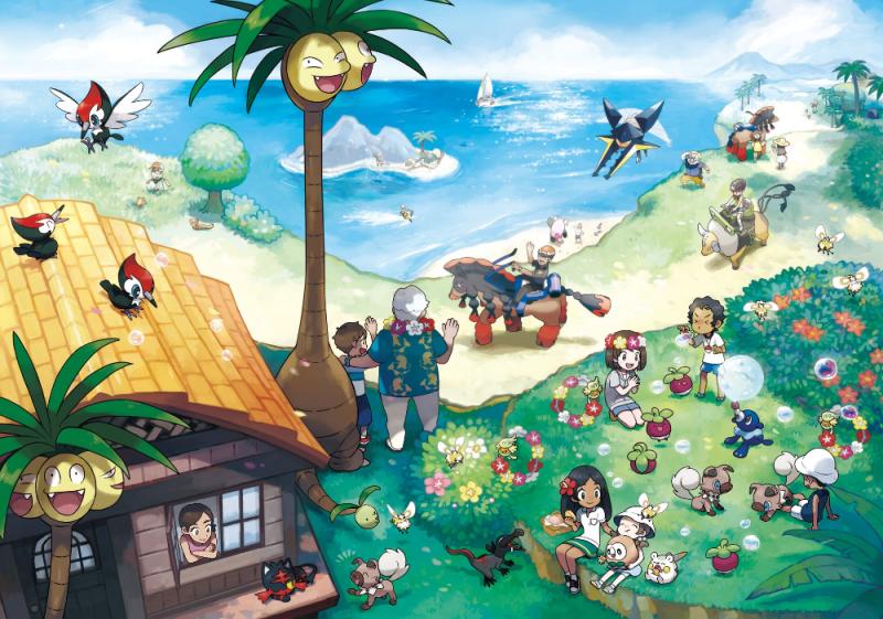 Pokemon MoonScreenshot 1