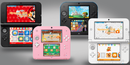 Nintendo 3DS Line