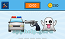 EmojiNation: Emojis Police Car, Gun, Ghost Answer