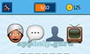 EmojiNation: Emojis Turban Man, Speech Bubble, Man Shadow, TV Answer