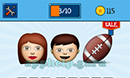 EmojiNation: Emojis Girl, Boy, Football Answer