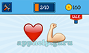 EmojiNation: Emojis Heart, Muscle Answer
