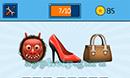 EmojiNation: Emojis Devil, Shoe, Bag Answer