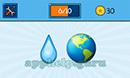 EmojiNation: Emojis Water Drop, World Answer