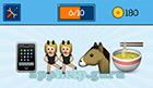 EmojiNation: Emojis Tablet, Dancers, Horse, Noodles Answer