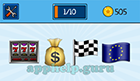EmojiNation: Emojis Slots, Money Bag, Checkered Flag, Flag  Answer