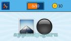EmojiNation: Emojis Mountain, Black circle  Answer